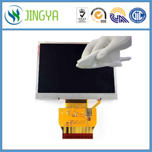 cleanroom wiper wiping for TFT-LCD